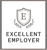 Excellent Employer Wettbewerb Siegel